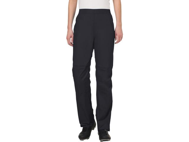 VAUDE Drop II Pants Dam black